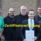 Zertifikatsverleihung 2020