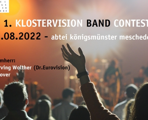 Klostervision Band Contest